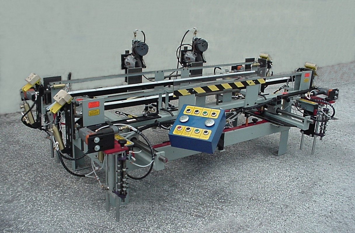 Model 1296 Door Assembly Machine