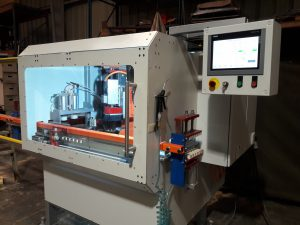 MFSR 5 Axis CNC Stair Routing Machine